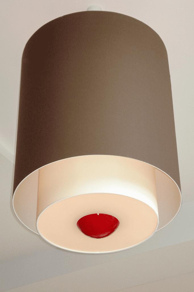 Seria lamp wiszących