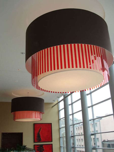 Warszawa lampa i abażur na zamówienie