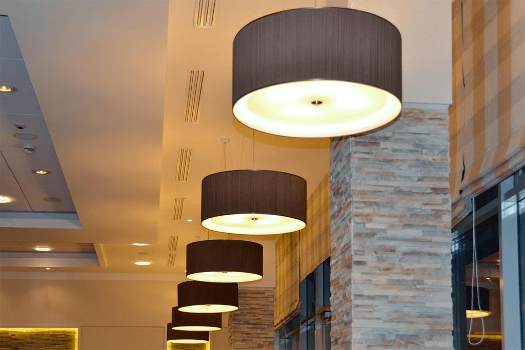 oświetlenie dla hoteli Warszawa