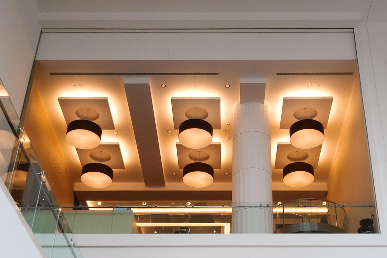 oświetlenie dla hotelu Warszawa