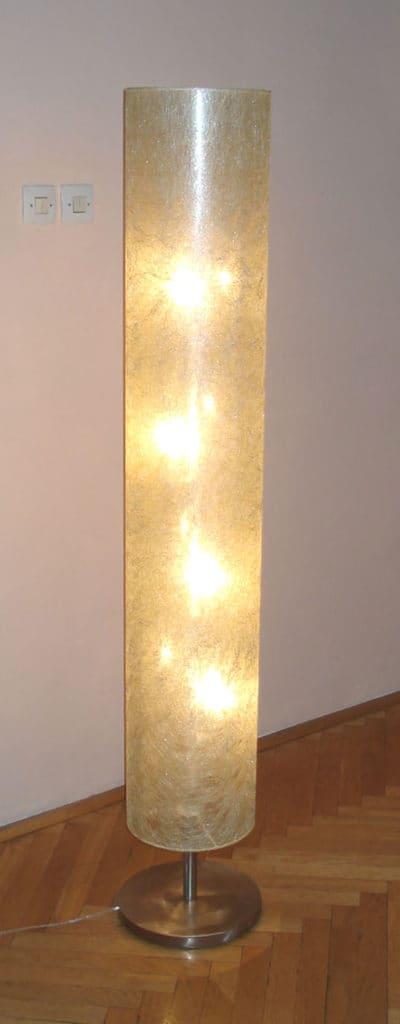 Warszawa podłogowa lampa na zamówienie