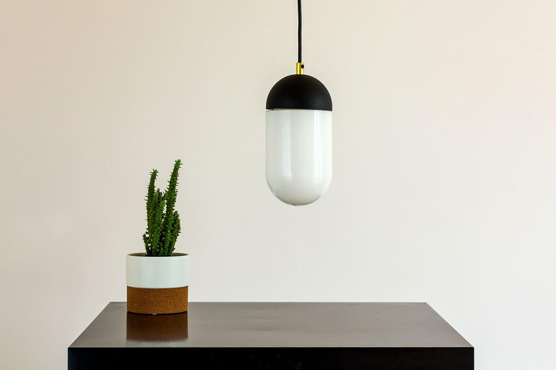 Warszawa wisząca lampa na zamówienie