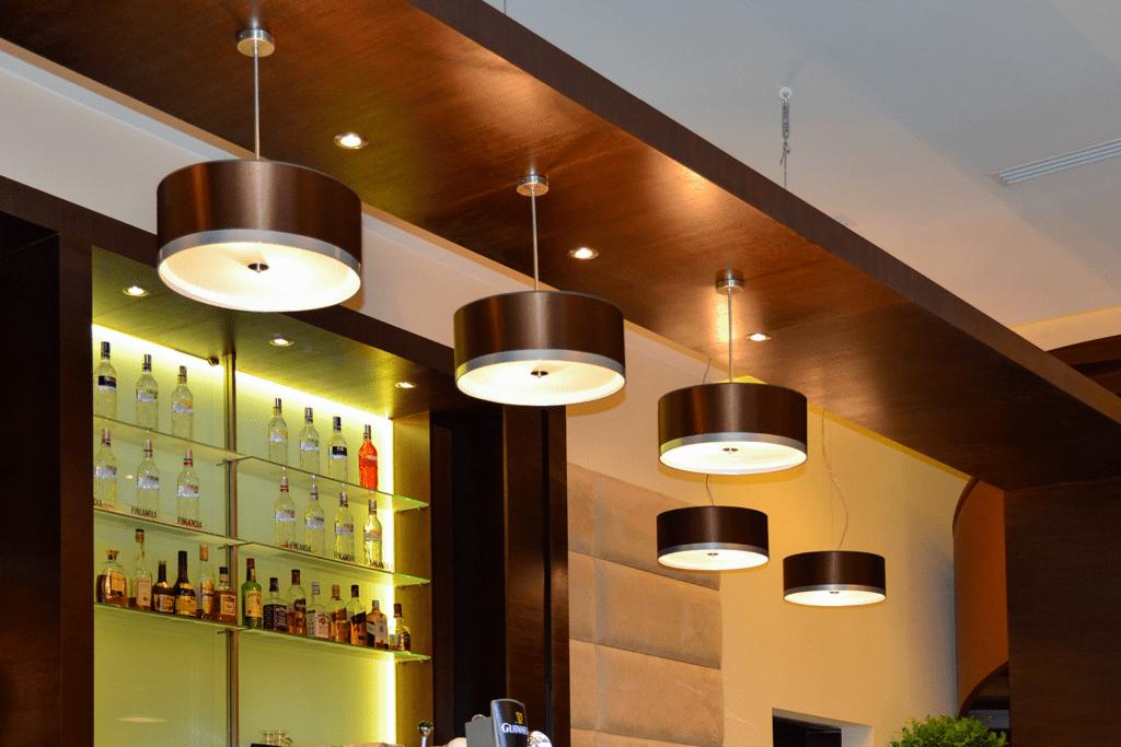 oświetlenie do restauracji Warszawa