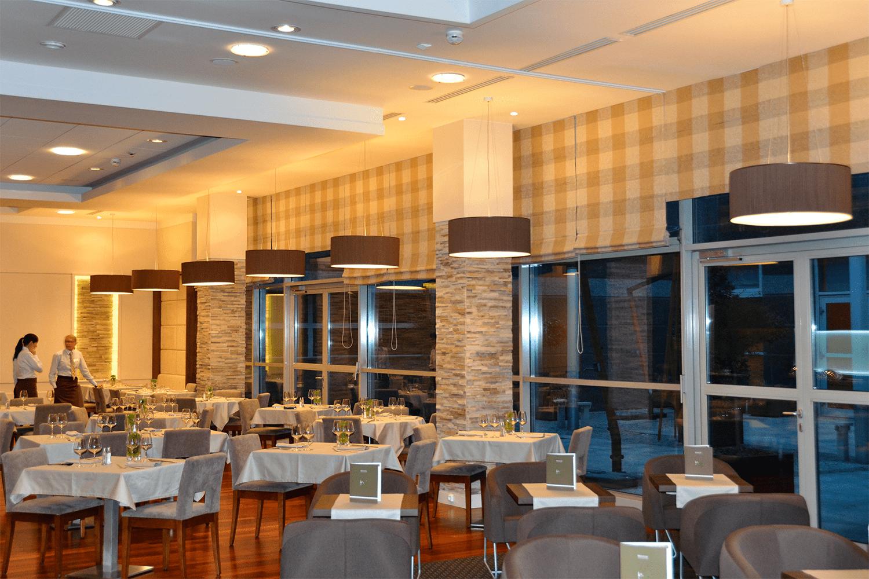 oświetlenie dla restauracji