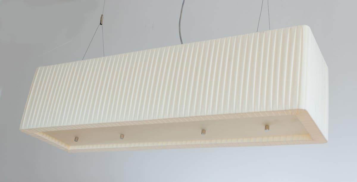 LAMPA WISZĄCA DO SALONU, RIBBON SQUARE